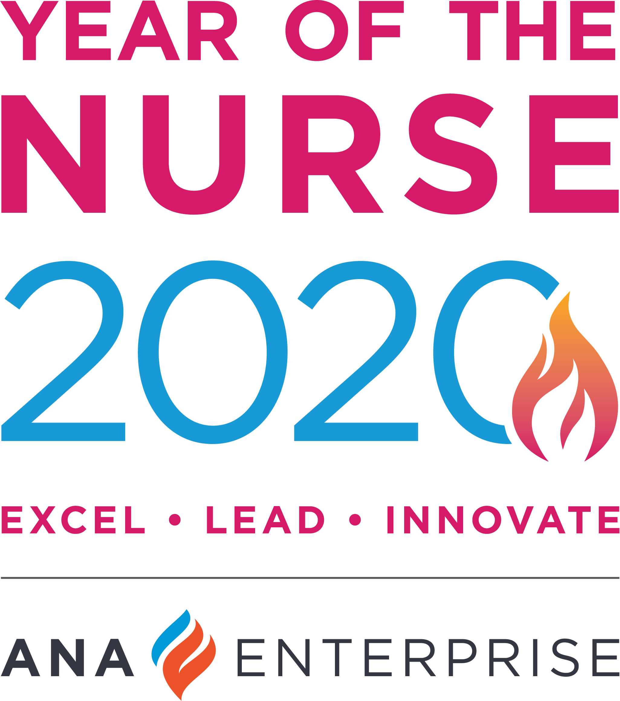 ANA Year of the Nurse-Logo-color