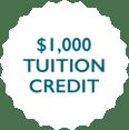 ANA-2345-1000-Tuition-Credit