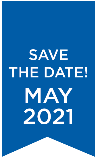 save the date - may 2021