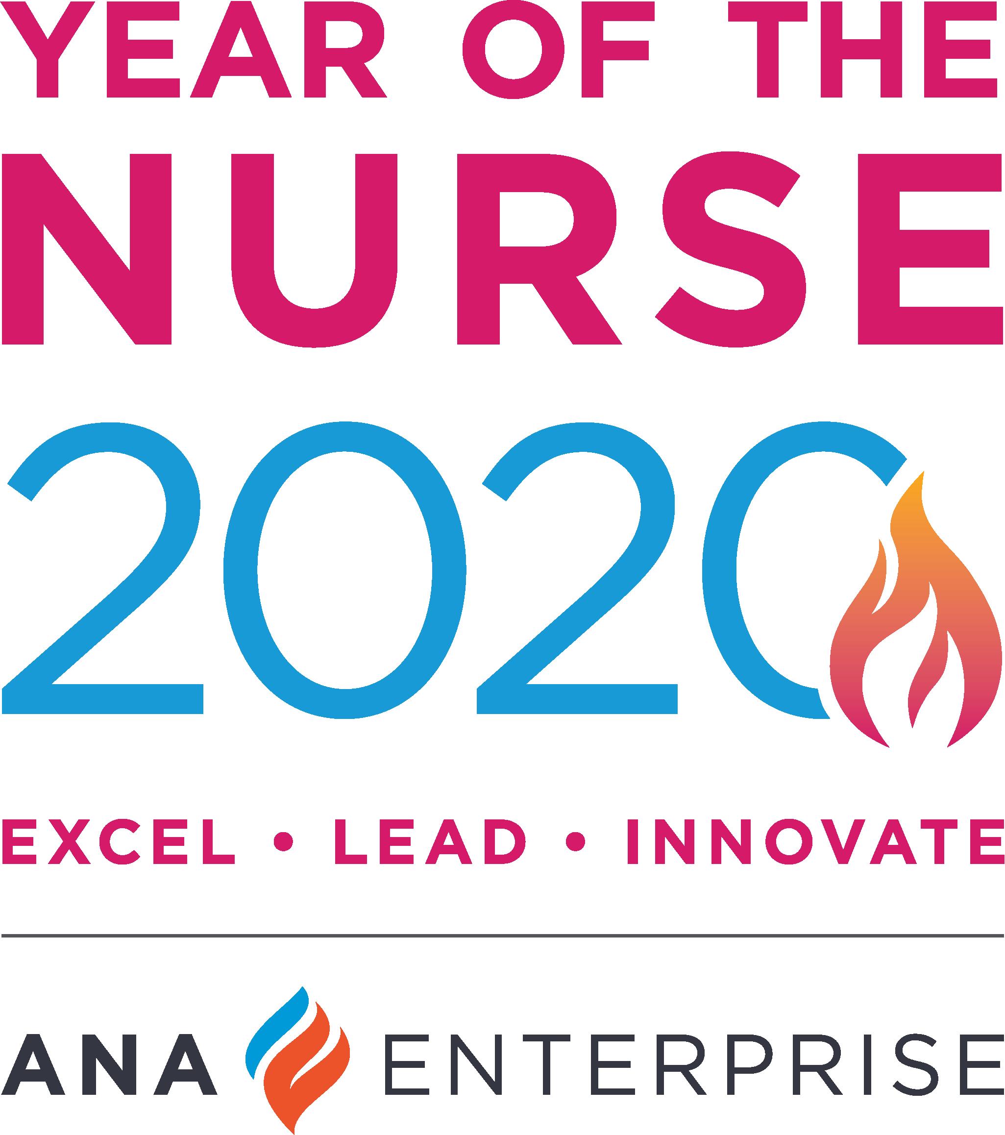 ANA Year of the Nurse-Logo-color